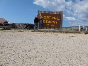 Ft. Phil Kearney Historical Site, Wyoming