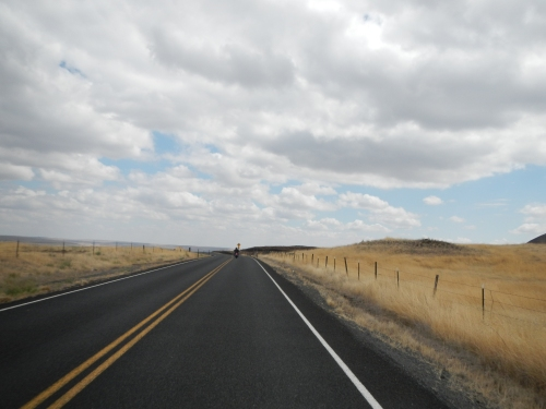 Wide Open Spaces Ahead