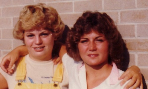 Me & Darlene 1980's anyone?